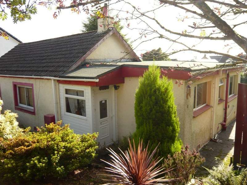4 Bedrooms Detached Bungalow for sale in 127 Auchamore Rd, Dunoon, PA23 7LR