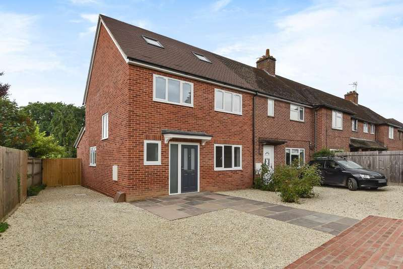 4 Bedrooms House for sale in Westfield Road, Thatcham, RG18