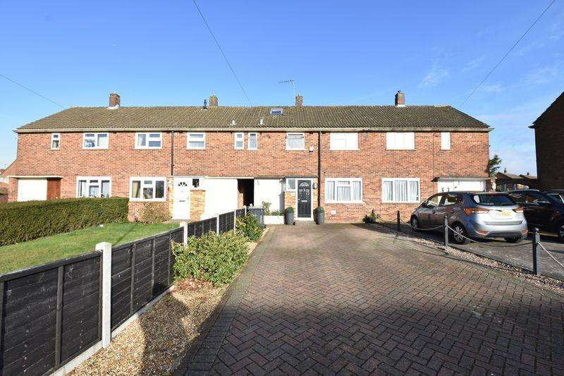 3 Bedrooms Terraced House for sale in Carteret Road, Luton