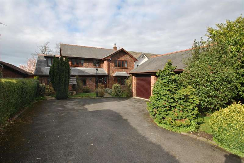 5 Bedrooms Detached House for sale in Whitefield Road, STOCKTON HEATH, Warrington, WA4
