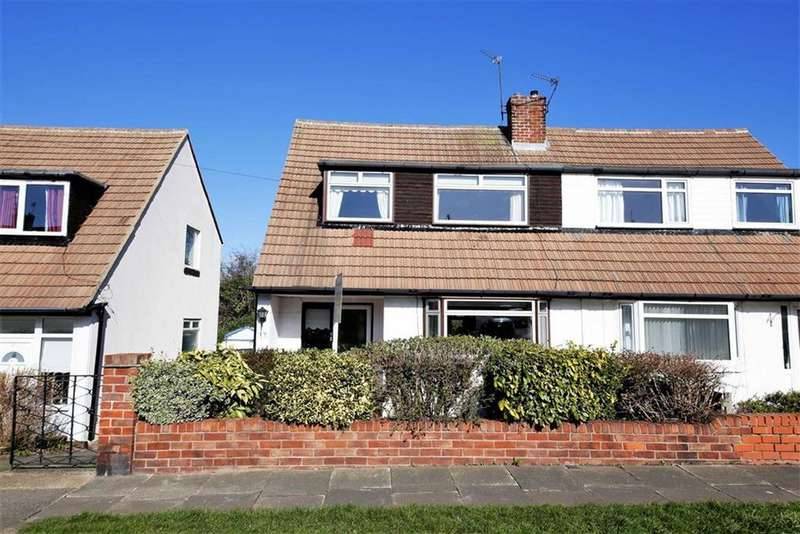 3 Bedrooms Semi Detached House for sale in Stannington Grove, Tunstall, Sunderland, SR2