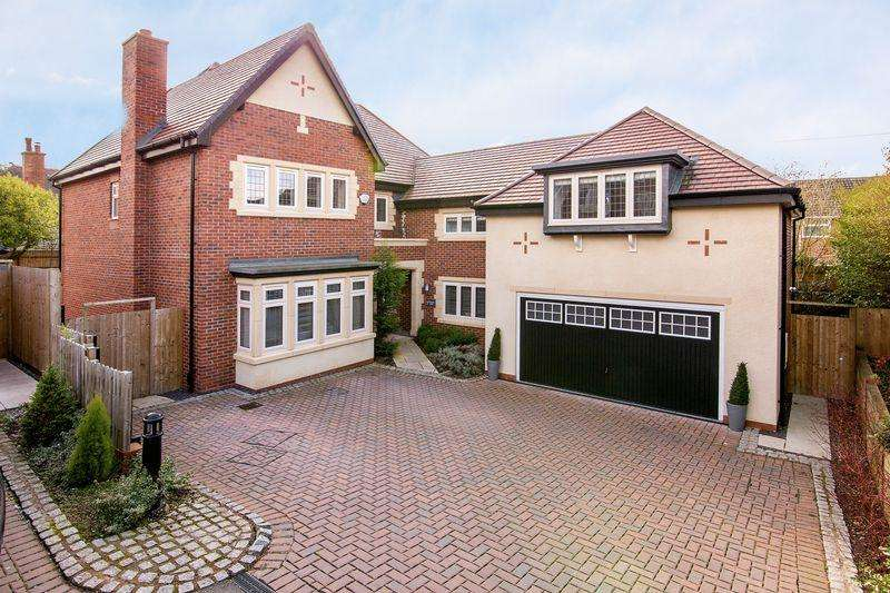 5 Bedrooms Detached House for sale in Orchard Grove, Comberford Road, Tamworth