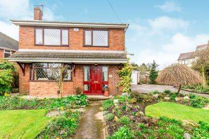 3 Bedrooms Detached House for sale in Cannock Road, Burntwood, Staffordshire