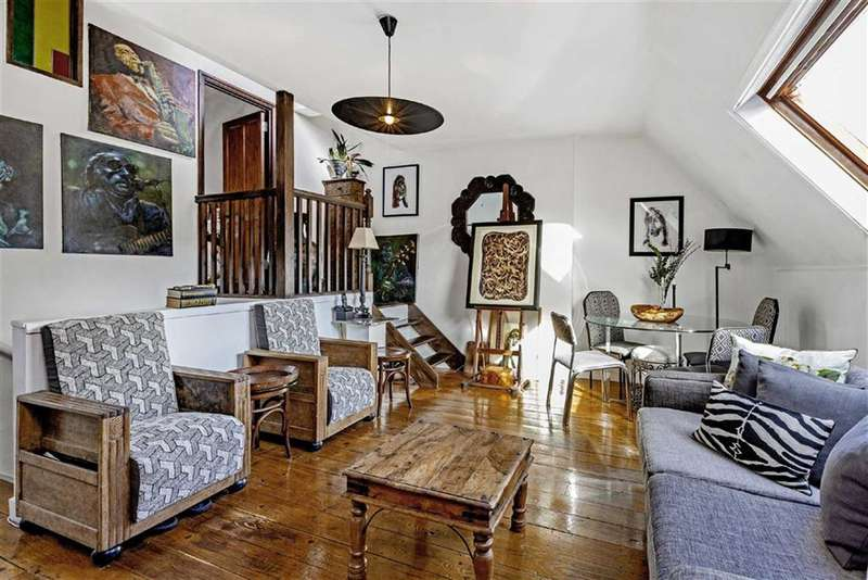 2 Bedrooms Flat for sale in New Kings Road, Fulham, London, SW6