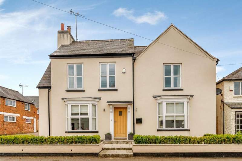 4 Bedrooms Detached House for sale in Main Street, Marston Trussel, Market Harborough, Leicestershire
