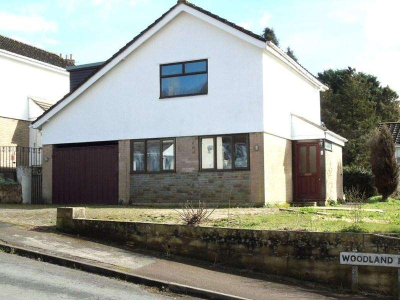 4 Bedrooms Detached House for sale in Woodland Rise, Lydney