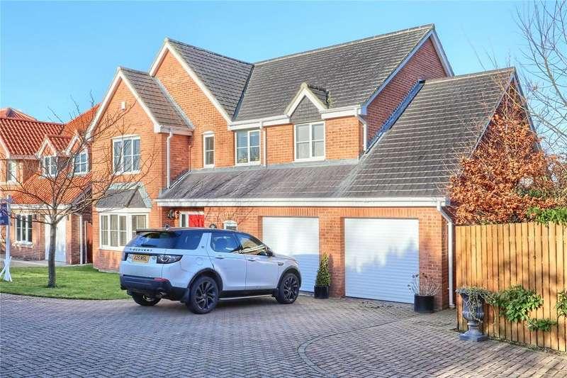 5 Bedrooms Detached House for sale in Monkton Rise, Guisborough