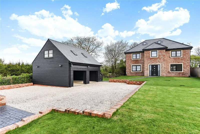 6 Bedrooms Detached House for sale in Westley Waterless, Newmarket, Suffolk, CB8