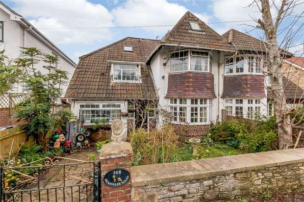 5 Bedrooms Semi Detached House for sale in Westbury Road, Westbury-on-Trym, Bristol