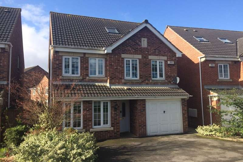 4 Bedrooms Detached House for sale in Sharp House Road, Leeds, LS10