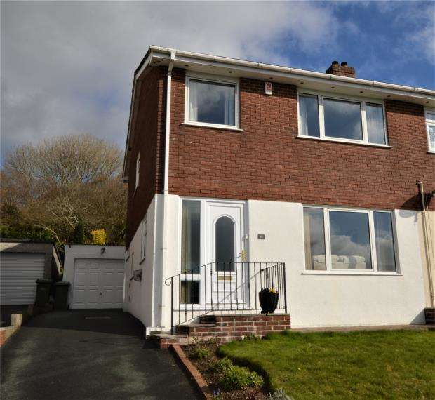 3 Bedrooms Semi Detached House for sale in Cranfield, Plymouth, Devon