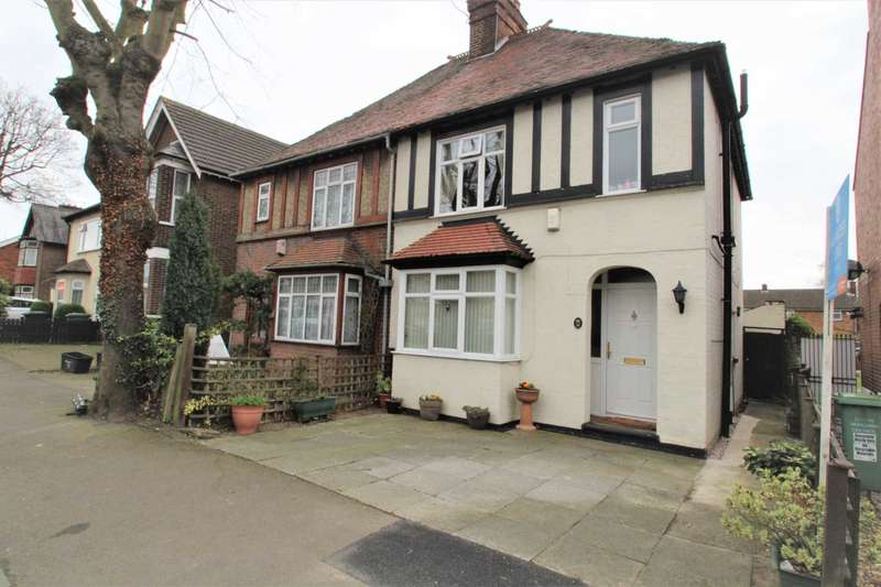 3 Bedrooms Semi Detached House for sale in Limbury Road, Luton, LU3 2PL