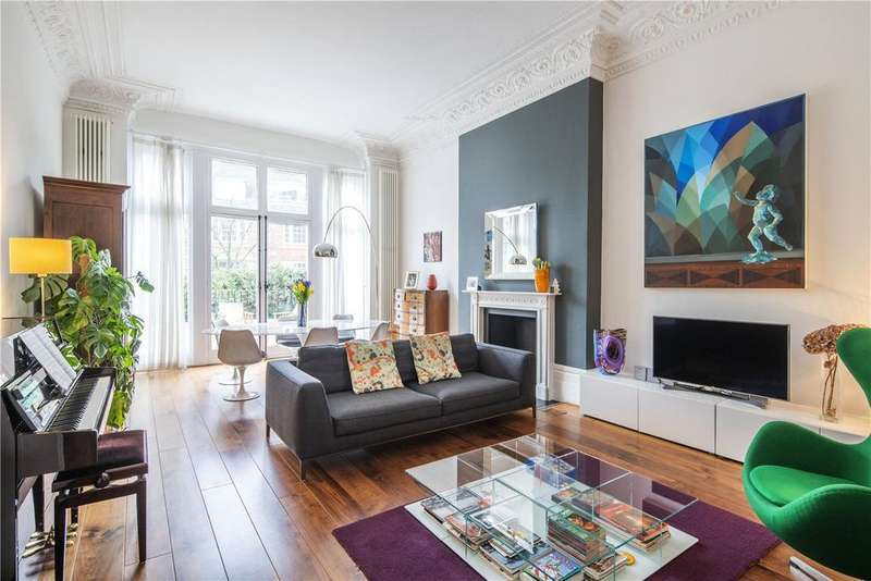 2 Bedrooms Apartment Flat for sale in Belsize Park Gardens, Belsize Park, London, NW3
