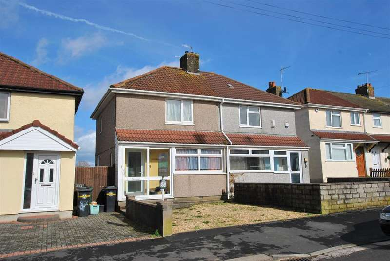 2 Bedrooms Semi Detached House for sale in Gilda Crescent, Whitchurch