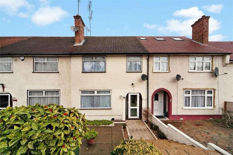 3 Bedrooms Terraced House for sale in Crest Road, Neasden