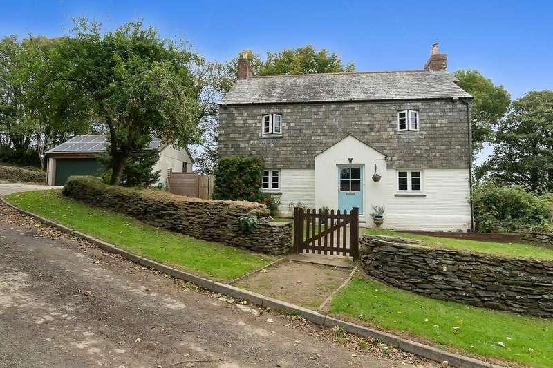 4 Bedrooms Detached House for sale in Duloe, Liskeard