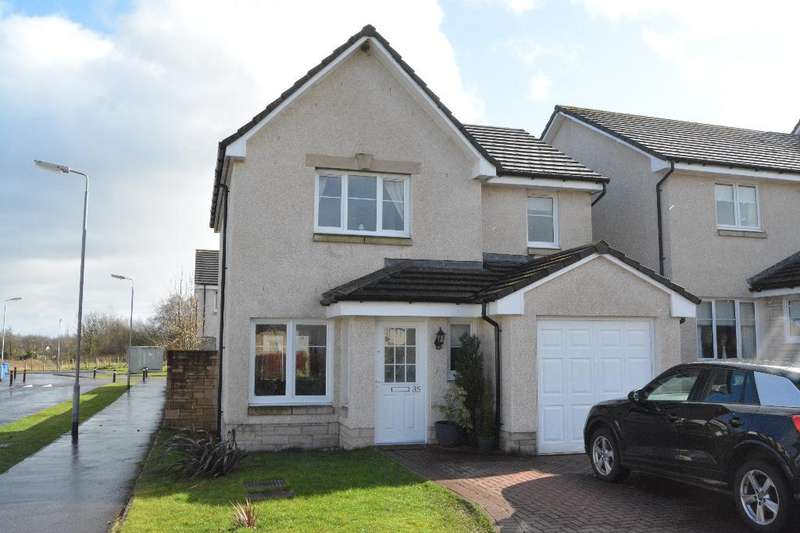 3 Bedrooms Detached House for sale in McKenna Avenue, Stoneywood, Denny, Falkirk, FK6 5GX