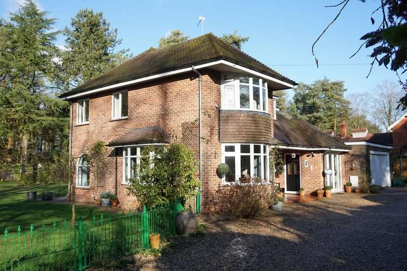 4 Bedrooms Detached House for sale in Horncastle Road, Woodhall Spa