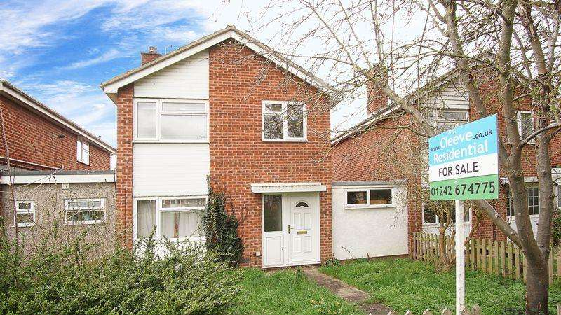 3 Bedrooms Link Detached House for sale in Distel Close, Cheltenham