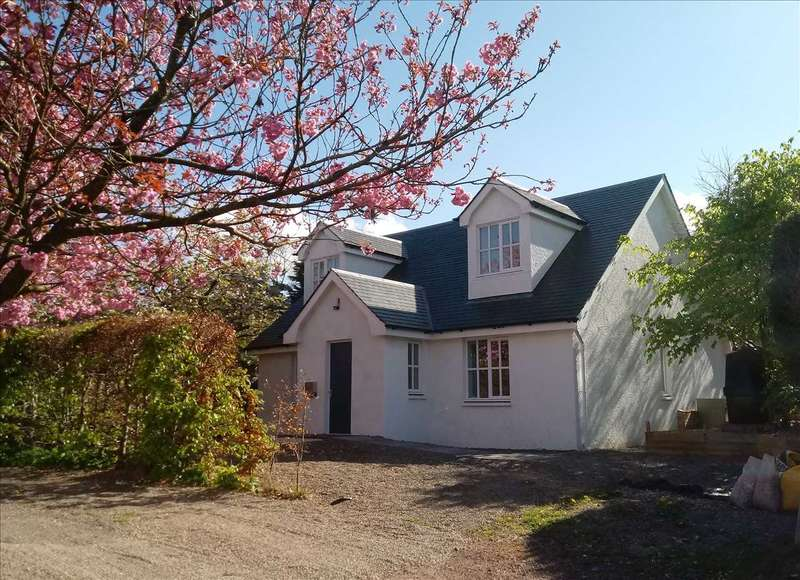 4 Bedrooms Detached House for sale in Lanark Road, Crossford
