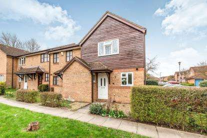 3 Bedrooms End Of Terrace House for sale in Morecambe Close, Stevenage, Hertfordshire, England