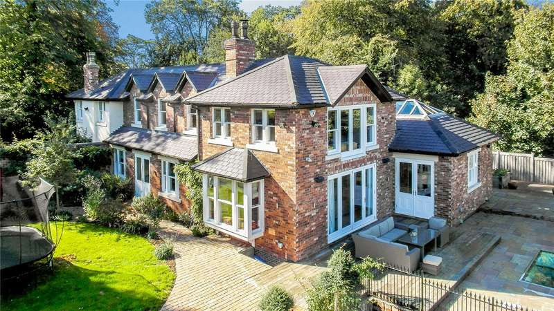 6 Bedrooms Detached House for sale in King Harry Lane, St. Albans, Hertfordshire, AL3