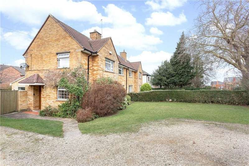 3 Bedrooms Semi Detached House for sale in Leckhampton Road, Cheltenham, Gloucestershire, GL53