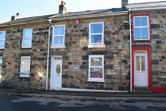 3 Bedrooms Terraced House for sale in Edward Street, Camborne