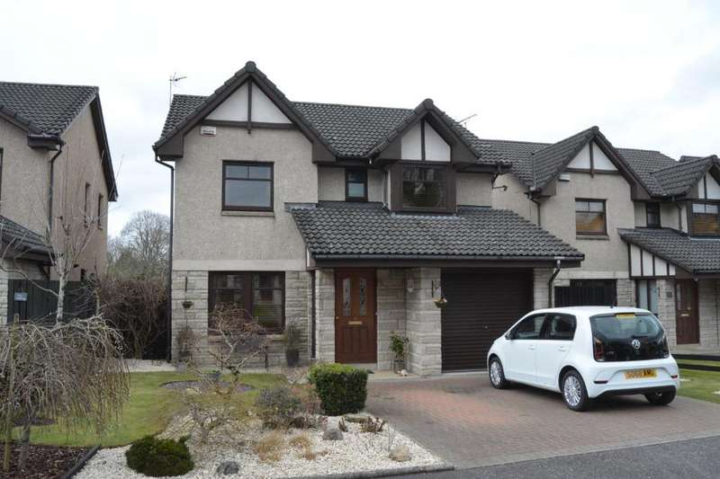 4 Bedrooms Detached House for sale in Old Mill Way, Stoneywood, Denny, Falkirk, FK6 5GY