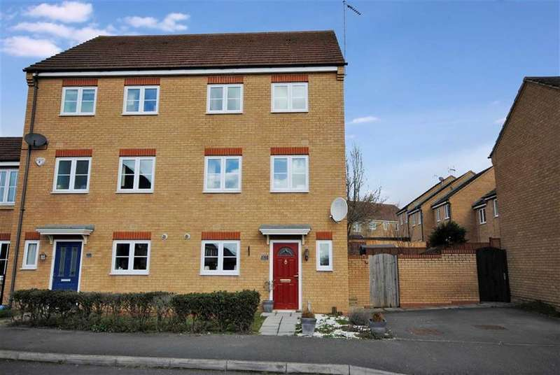 4 Bedrooms Semi Detached House for sale in Cooper Drive, Leighton Buzzard