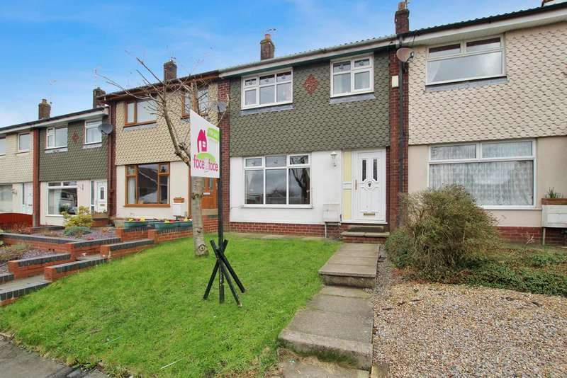 3 Bedrooms Town House for sale in Shaftesbury Drive, Wardle, Rochdale