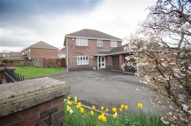 4 Bedrooms Detached House for sale in Emerson Way, Emersons Green, Bristol, BS16 7AS