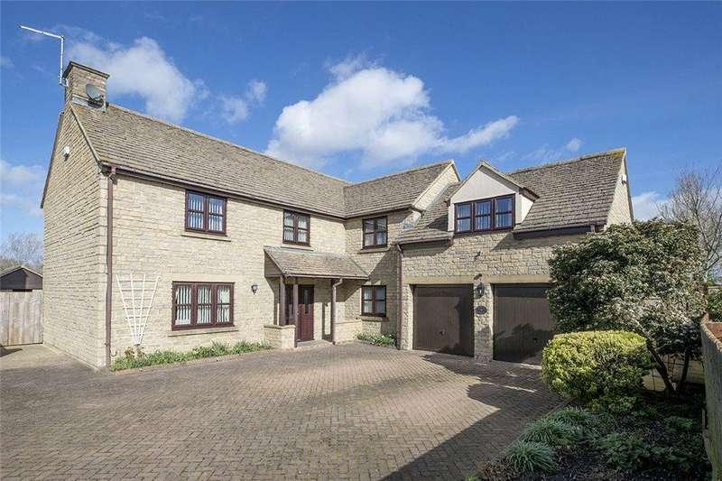 4 Bedrooms Detached House for sale in Walnut Court, Walnut Bank Drive, Teddington, Gloucestershire, GL20