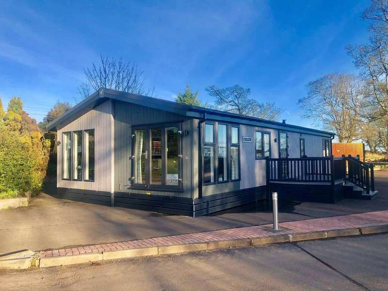 2 Bedrooms Park Home Mobile Home for sale in Seaton Road Angus