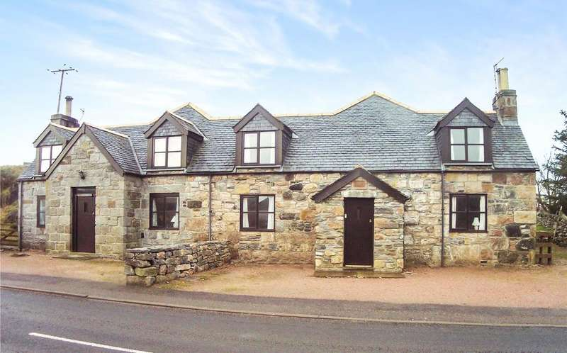 4 Bedrooms Semi Detached House for sale in Craigmor Cranstackie, Durine, Durness, Lairg, Highland, IV27