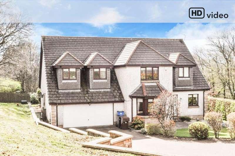 6 Bedrooms Detached House for sale in Winnock Court, Drymen, Stirlingshire, G63 0BA