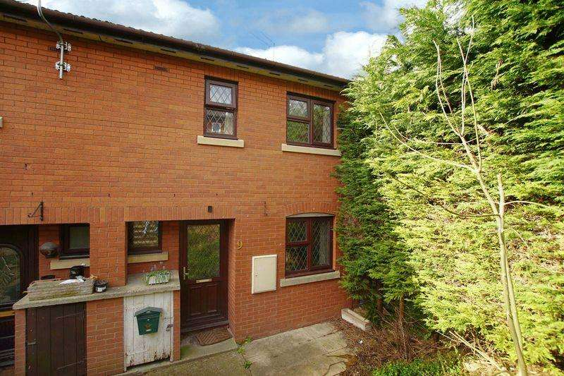 3 Bedrooms Terraced House for sale in Bence Court, Bristol, BS15 3EE