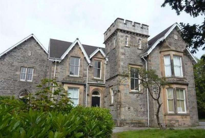 Unique Property for rent in Auchencraig, Argyll Road, Dunoon, PA23