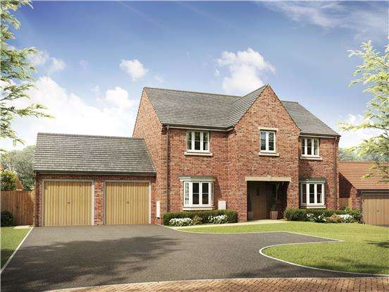 4 Bedrooms Detached House for sale in Plot 22, The Joyford, Lime Grove, Norton, GLOS GL2 9LN