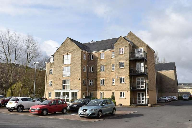 2 Bedrooms Apartment Flat for sale in The Riverine, Sowerby Bridge, Halifax HX6