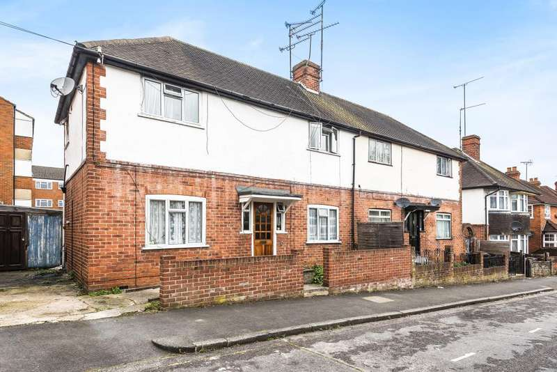3 Bedrooms House for sale in Goldsmid Road, Reading, RG1