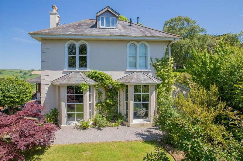 5 Bedrooms Semi Detached House for sale in Jubilee Road, Totnes, TQ9