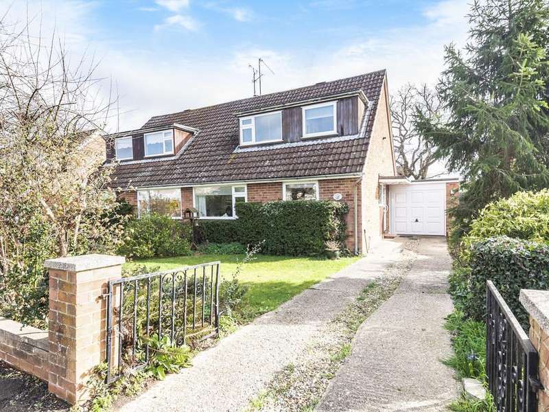 2 Bedrooms Semi Detached House for sale in White Lodge Close, Tilehurst, Reading, RG31