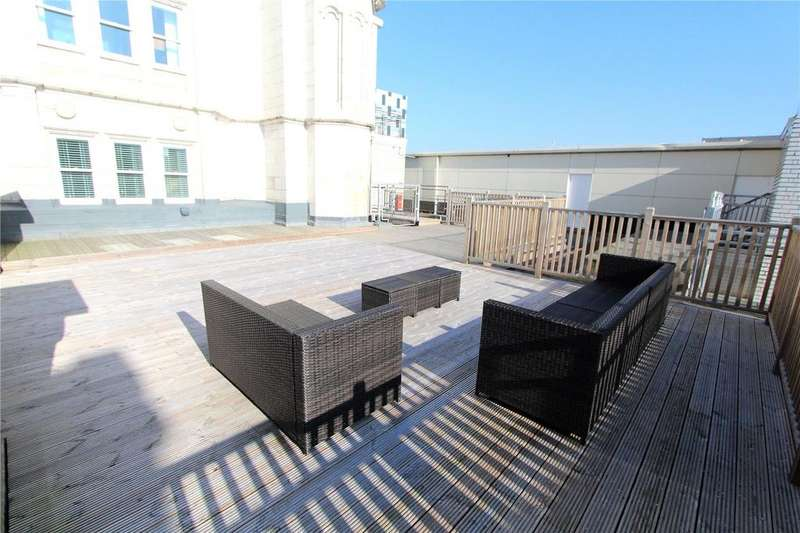 3 Bedrooms Penthouse Flat for sale in Tower Building, 22 Water Street, Liverpool, L3