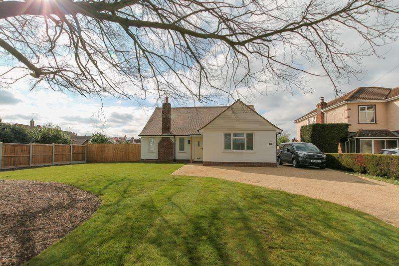 4 Bedrooms Chalet House for sale in Old Heath Road, Colchester