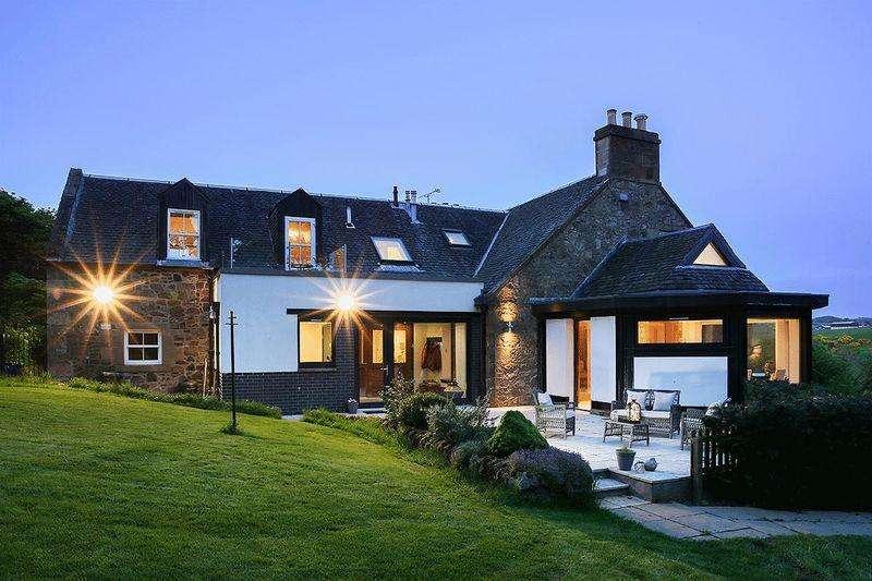 5 Bedrooms Detached House for sale in Parkley Craigs Farmhouse, Parkley Craigs, Linlithgow