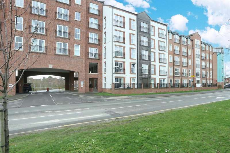 1 Bedroom Apartment Flat for sale in Avon House, Welland Place St. Marys Road, Market Harborough