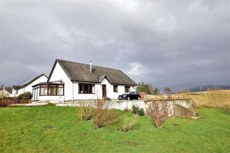 3 Bedrooms Detached Bungalow for sale in Elphin, Lairg, Sutherland