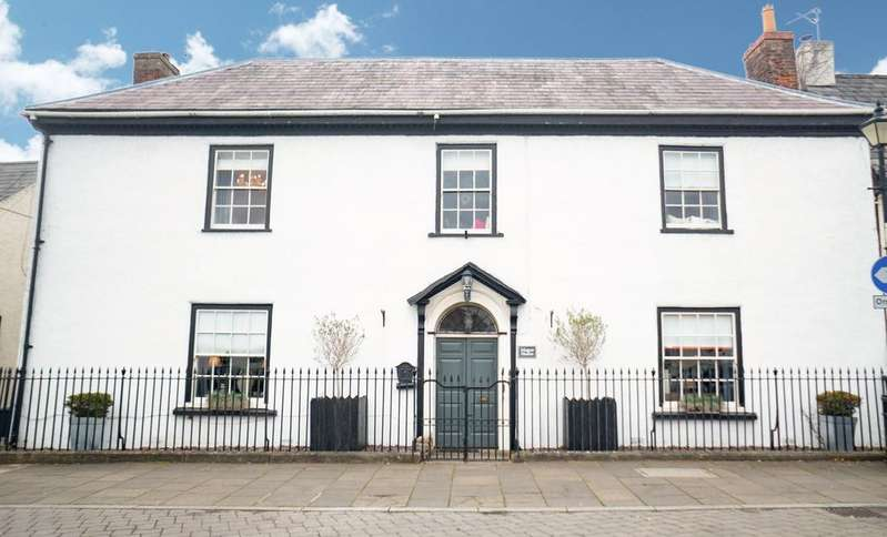 6 Bedrooms Detached House for sale in The Square, Magor, Caldicot, NP26