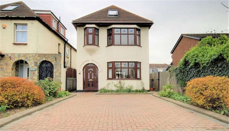 5 Bedrooms Detached House for sale in Upminster Road North, Rainham, Essex